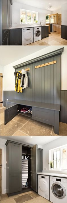 Bespoke quality kitchens made by Treyone in Cornwall and Devon Shoe Storage, Storage Spaces, Mad About The House, Hidden Rooms, Quality Kitchens, Shaker Style, Ticks, Cupboards, Cornwall