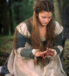 Drew Barrymore in Ever After, 1998 A Cinderella Story, Cinderella Costume, 90s Grunge Hair, Les Miserables 2012, A Young Doctor's Notebook, Captain Corellis Mandolin, Dark Fairytale, First Knight, Memoirs Of A Geisha