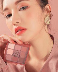 Plum Makeup, Asian Makeup, Eye Makeup, Hair Makeup, Makeup Tips, Beauty Makeup, Makeup Ideas, Korean Make Up, Photoshoot Makeup
