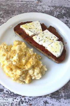 Feta, Breads, Tasty, Gym, Cheese, Healthy, Fitness, Recipes, Mediterranean Recipes