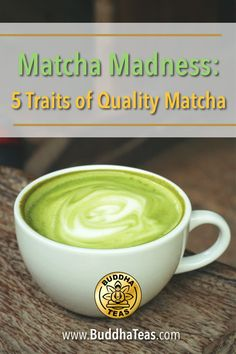 Do you know how to tell a good matcha from a bad one? With these five tips, you can pick a high quality matcha every time. Tea Facts, Tea Blog, Matcha Green Tea, Tea Accessories, Tea Recipes, Life Tips, Teas, Coffee Drinks, Party Planning