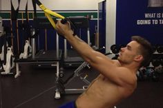 From Mark Jarvis' Twitter:Thanks to the Vancouver Canucks for the use of there gym. @Real_Liam_Payne @Trent Johnson L Xavier Training @Adam M M Villalobos Cybex (28 July 2013)