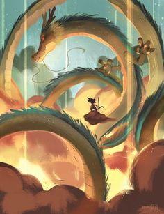 Shenlong and Goku