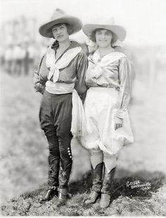 Rodeo Cowgirls History