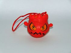 Final Fantasy XIV Cherry Bomb Minion Christmas by MandasMysteries