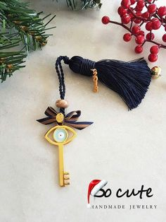 Art Christmas Gifts, Christmas Home, Xmas, Lessons For Kids, Lucky Charm, Amelie, Handicraft, Tassels, Diy And Crafts