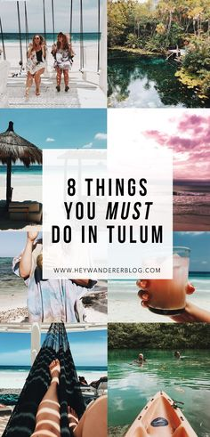 an in-depth guide to Tulum: part four