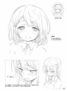 Ideas drawing tutorial manga for 2019 Anime Drawing Books, Manga Art, Manga Anime, Anime Art, Drawing Reference Poses, Drawing Skills, Drawing Sketches, Drawings, Drawing Ideas