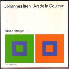 Johannes Itten, Art de la couleur | Book (1973)