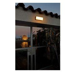 Aplique exterior LED HALF (20W) Outdoor Flush Mounts, Outdoor Wall Lantern, Outdoor Wall Sconce, Outdoor Wall Lighting, Outdoor Walls, Exterior Wall Light, Dar Lighting, Shopping, Model