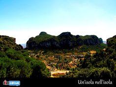 An island inside the Island - Ulassai, Sardinia - Italy