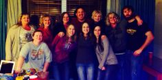 Team PPC photo from our 2013 Christmas Party!