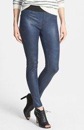 Karen Kane Faux Leather Leggings Knit Leggings, Faux Leather Leggings, Sleek Look, Karen Kane, Nordstrom, Skinny Jeans, Womens Fashion, Shopping, Clothes