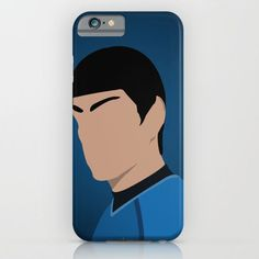 Spock - Star Trek iPhone & iPod Case