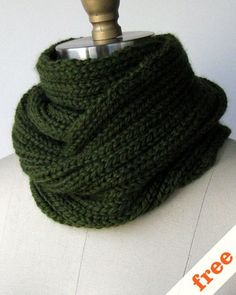 Cocoknits: double wrap cowl