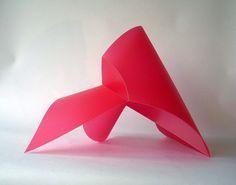Maquette for sculpture: DESKTOP by Eddie Roberts, via Behance
