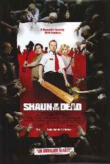 This started my love with Romantic zombie comedies. British as well.
