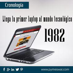 Seguro te llegaste a preguntar ¿Cuándo se invento la primer laptop?. La primer #Laptop se creó en 1940 y contaba con pocas funcionalidades, en la actualidad existen modelos de diversos #Colores y tamaños.