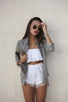 SHORTS: http://www.glamzelle.com/products/sparrow-festival-laces-shorts-4-colors-available