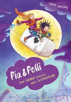 Pia & Polli Illustration Lorna Egan