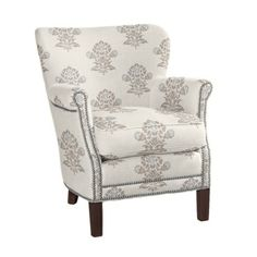 Custom Upholstered Belgian Chair in Designer Fabrics Dining Room Design, Dining Room Chairs, Club Chairs, Chair Upholstery, Sofa Chair, Armchair, Home Studio Photography, Bistro Chairs, Chair Design