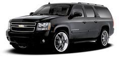 Flex Fuel Chevy Suburbank Luxury SUV
