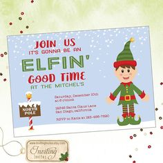 38 best christmas invitations images christmas parties holiday