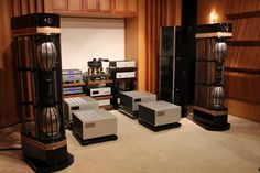 MBL's with Soulution Amps, Kuzma and Aesthetix and dCS