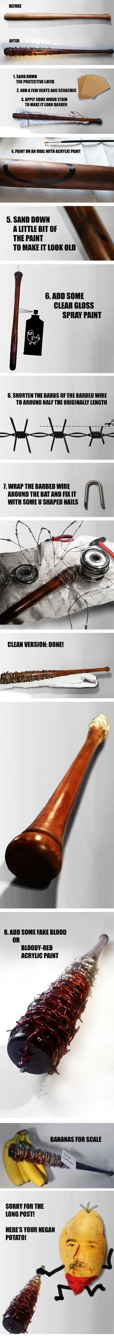 How to make Lucille