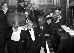 Celebrating the end of prohibition 1933