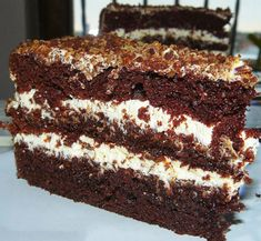 Polish Desserts, Cake Recipes, Dessert Recipes, Food Cakes, International Recipes, Nutella, Food And Drink, Yummy Food, Sweets