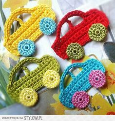 Car Lique Crochet Pattern Central Directory Of Free Online