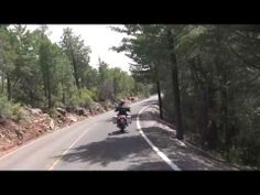 This video was captured during a tour around the four corners region along a section of Arizona 191 heading south from Alpine. Although this footage was uplo. Journey Tattoo, Motorcycle Travel, Arizona Travel, Four Corners, Motorbikes, Touring, Road Trip, This Is Us, Country Roads