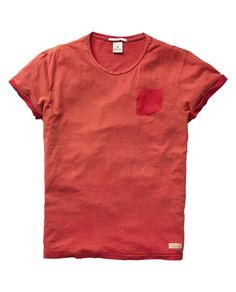 Scotch & Soda - Sun-faded crew neck tee @Scotch_Official ... perfect for a chill summer!
