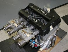 Lotus Twin Cam Vintage Race Engine