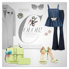 """""""Bring Colour into Spring"""" by frenchfriesblackmg ❤ liked on Polyvore featuring Dolce&Gabbana, rag & bone, Frame, CO, Casadei, Armani Jeans, Under One Sky, Marchesa, Alex Monroe and Dsquared2"""