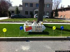 Zach Francom, runs a charity lemonade stand that has donated 330 wheelchairs to those in need.