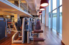 Sala de Fitness con las últimas novedades