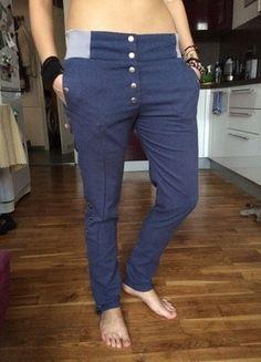 Kupuj mé předměty na #vinted http://www.vinted.cz/damske-obleceni/haremove-kalhoty/11822531-stylove-modre-platene-kalhoty