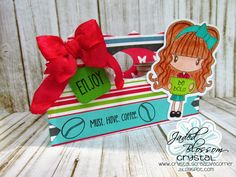 Jaded Blossom's Candy Caddy Blog Hop