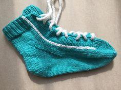 Ravelry: Project Gallery for Slipper Socks pattern by Rea Jarvenpaa Slipper Socks, Slippers, Knitting Socks, Sock Shoes, Sneakers, Pattern, Fashion, Socks, Shoes