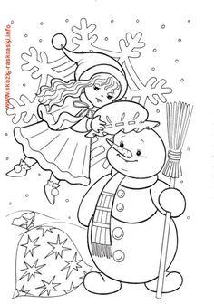 Christmas Coloring Pages | coloring pages christmas ...