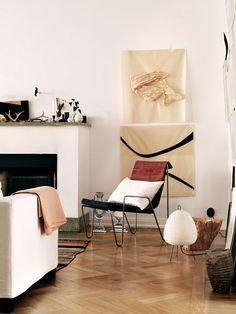 eclectic living room by j ingerstedt | sfgirlbybay