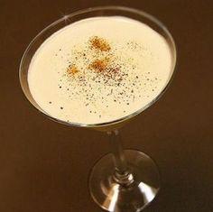 Luscious brandy alexander cocktail -Luscious cocktails: Brandy Alexander
