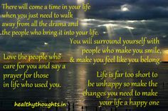 life quotes_there comes a time in your life when