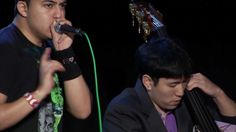 Beatbox champion meets Juilliard bassist. Never thought beatbox and a cello would sound so awesome together. Very cool.