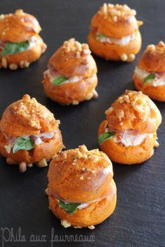 Vol Au Vent, Tapas, Minis, Choux Pastry, Eclairs, Appetisers, Party Snacks, Bite Size, Salmon Burgers