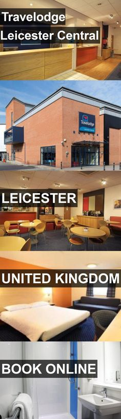 Hotel Travelodge Leicester Central in Leicester, United Kingdom. For more information, photos, reviews and best prices please follow the link. #UnitedKingdom #Leicester #travel #vacation #hotel