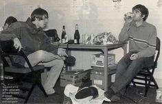 gallaghers liam gallagher noel gallagher liam and noel the gallaghers gallagher brothers brothers oasis LG NG the best Liam Gallagher Noel Gallagher, Oasis Album, Liam Oasis, Oasis Music, Liam And Noel, Beady Eye, Britpop, Best Rock, Backgrounds