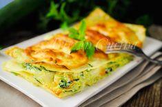 Lasagne gamberi e zucchine ,ricetta primo veloce, lasagne mare e monti, piatto a base di pesce e ortaggi ottimo sia a pranzo che cena, ricetta pasta al forno saporita